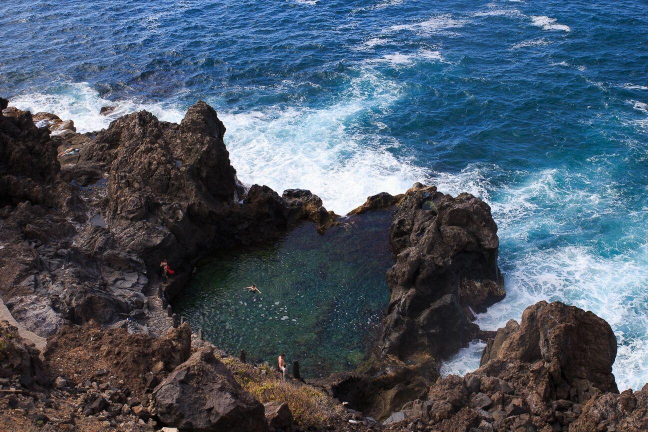 Que ver en Tenerife charcos