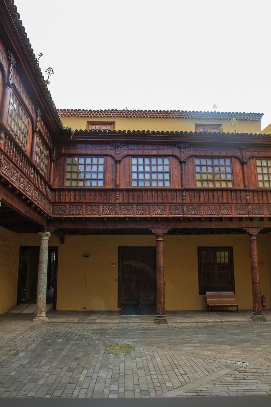 Que ver en Tenerife edificios coloniales en la Laguna