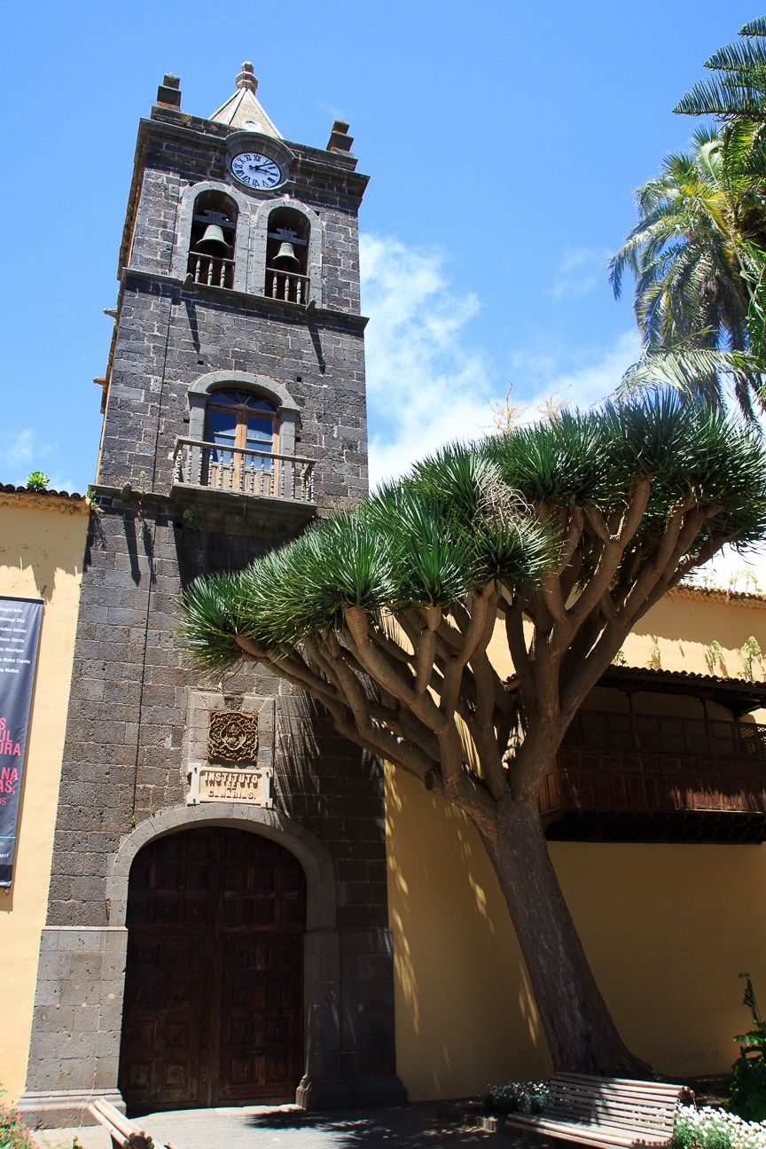 Que ver en Tenerife Iglesia de la Laguna