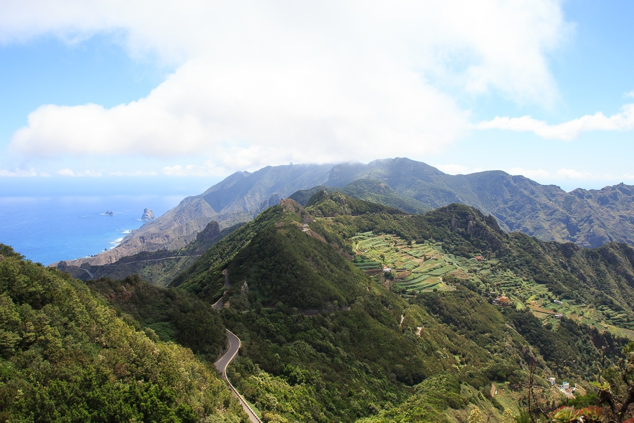 Que ver en Tenerife - Mazizo de Anaga en Tenerife