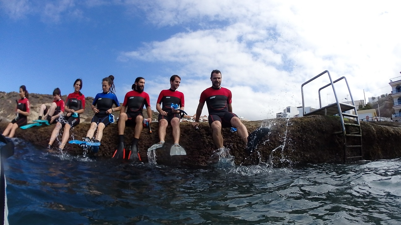 Que ver en Tenerife haciendo snorkel
