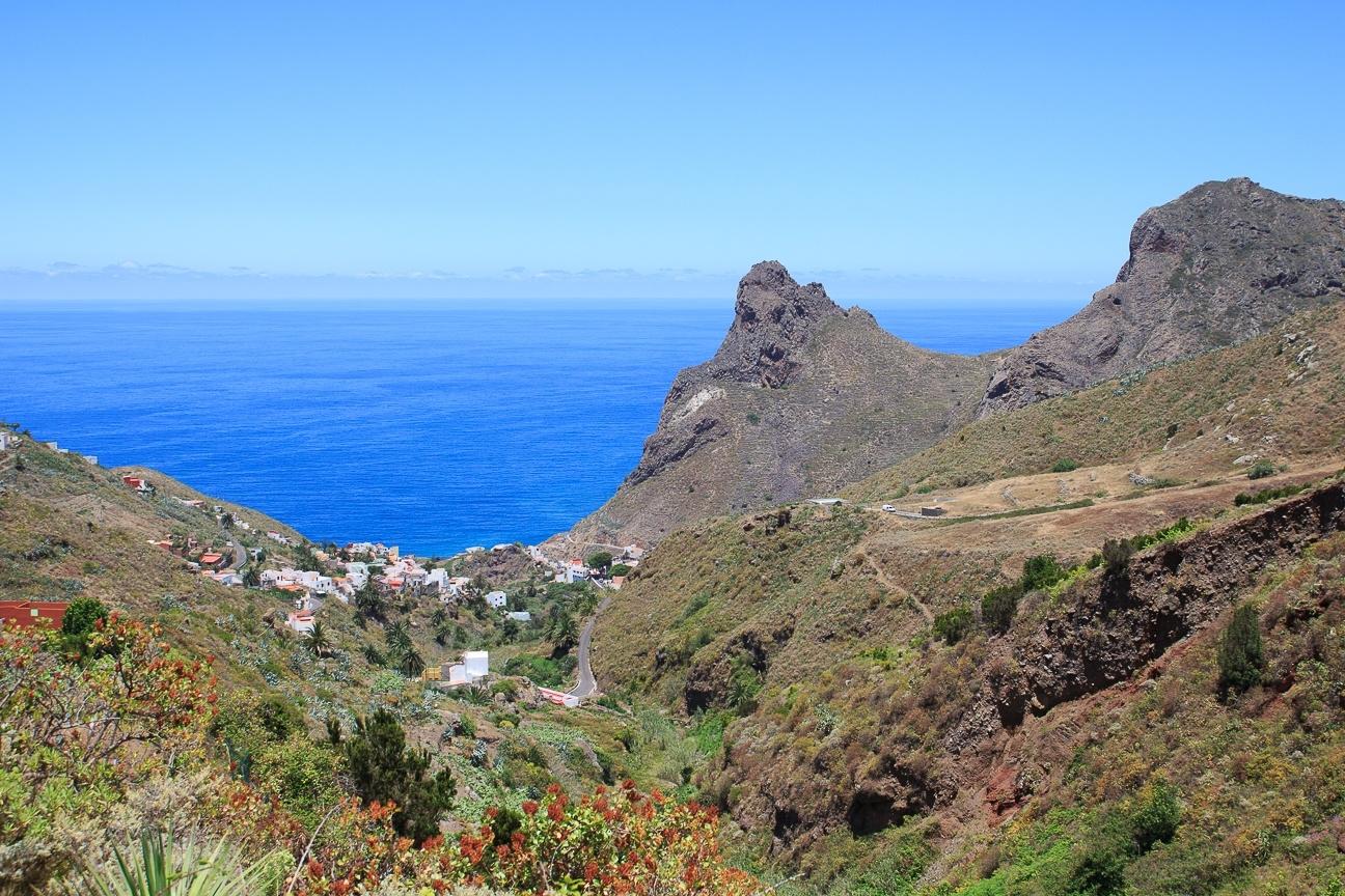 Que ver en Tenerife - Taganana