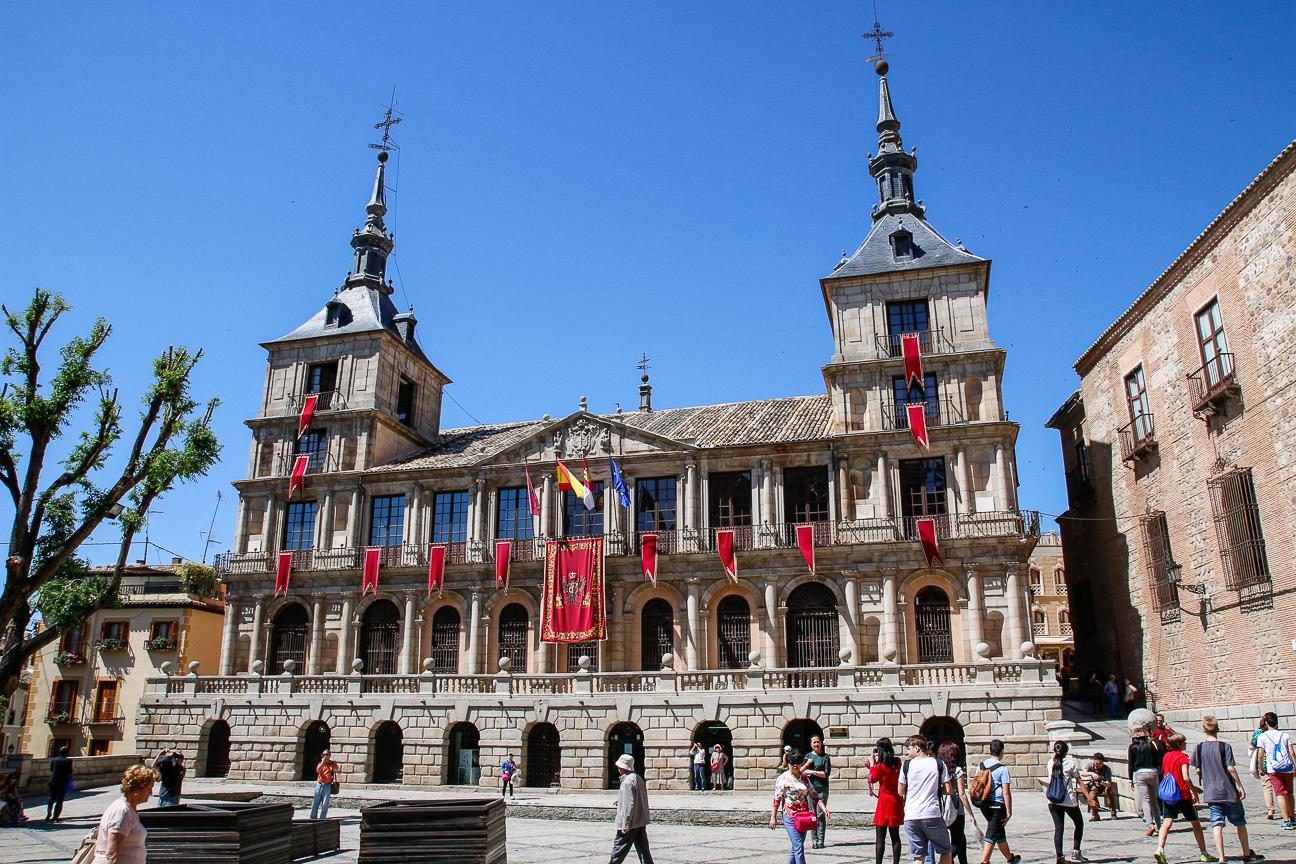 Que ver en Toledo - Ayuntamiento