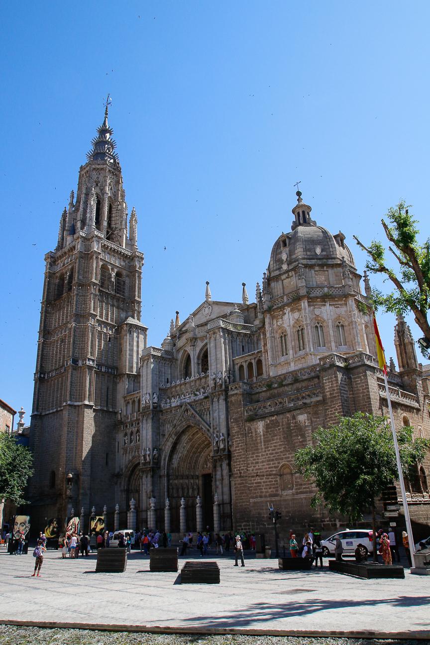 Que ver en Toledo - Catedral Primada de Toledo