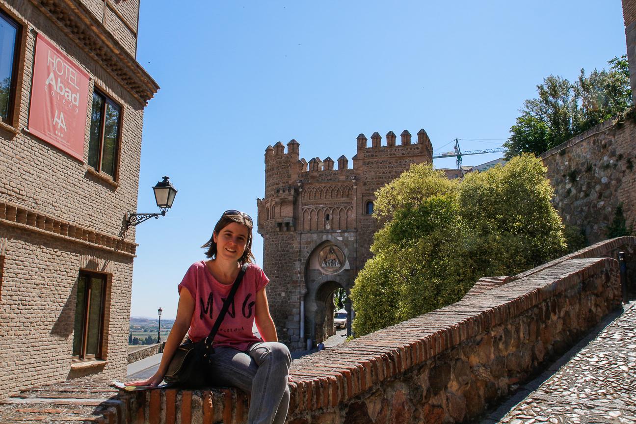 Que ver en Toledo cuestas y puerta medieval