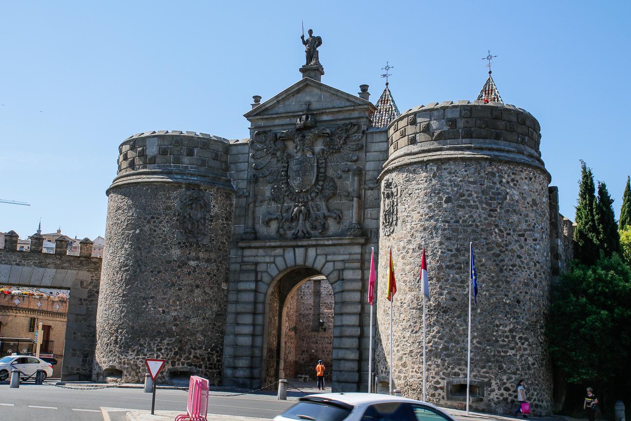 Que ver en Toledo - Entrada a la Ciudad