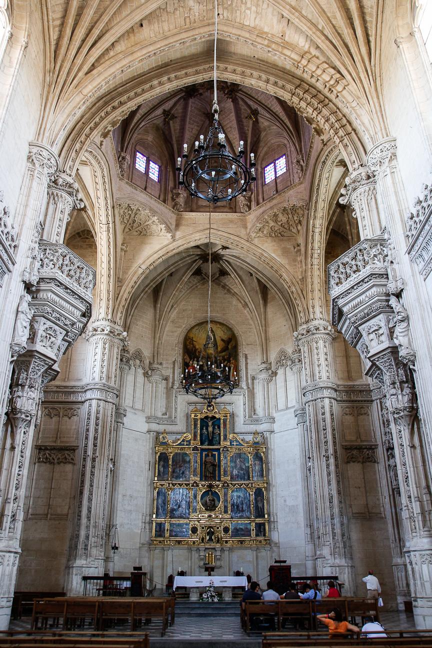 Que ver en Toledo - Iglesia del Monaterio de San Juan de los Reyes