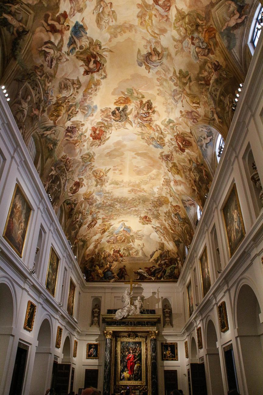 Que ver en Toledo - Pinacoteca