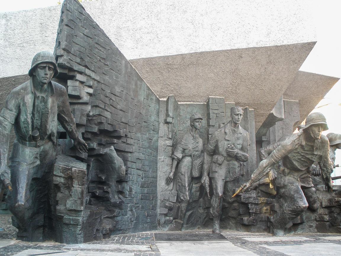 Que ver en Varsovia Alzamiento de Varsovia