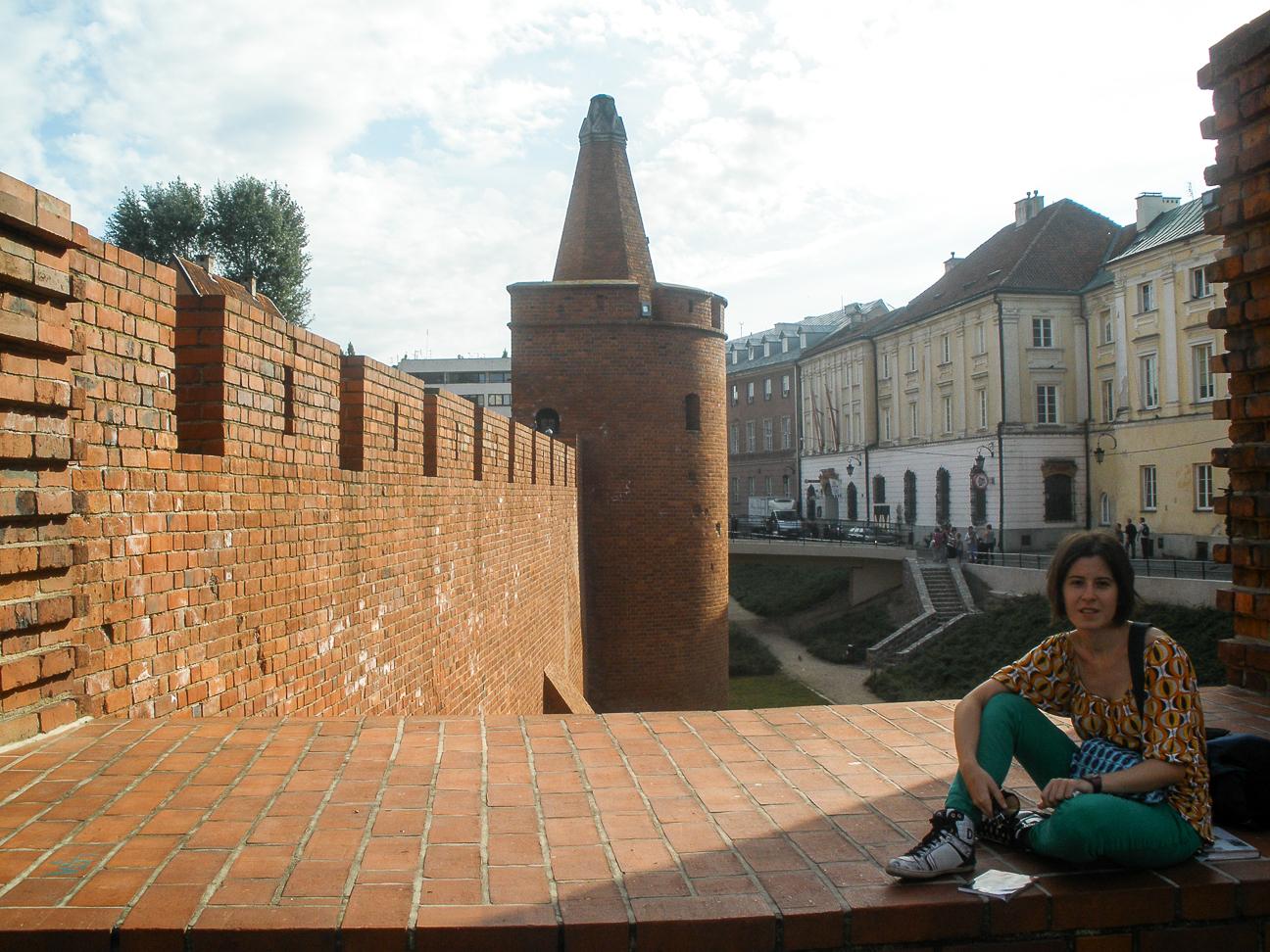 Que ver en Varsovia Barbacana