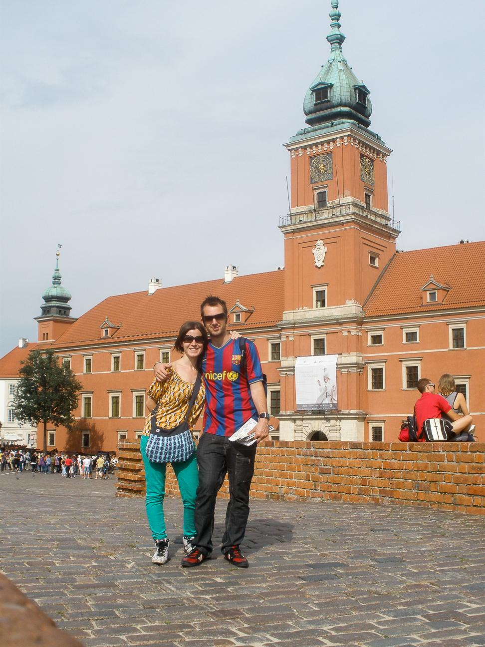 Que ver en Varsovia castillo real