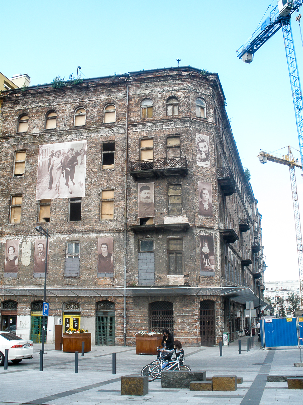 Que ver en Varsovia Gueto judio