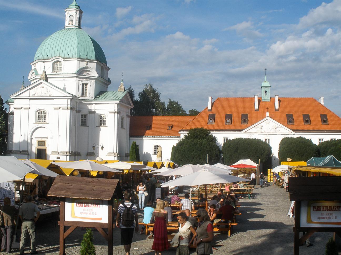 Que ver en Varsovia Iglesia San Casimiro
