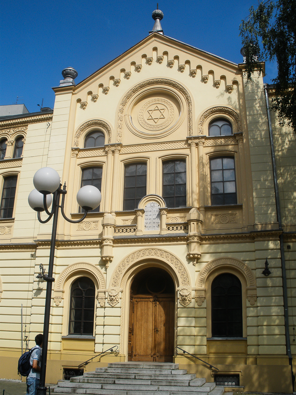Que ver en Varsovia Sinagoga