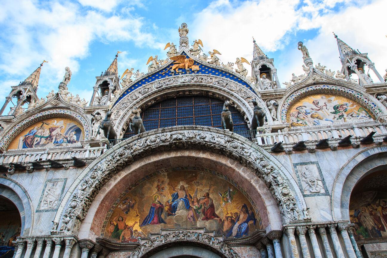 Que ver en Venecia - Catedral de San Marcos
