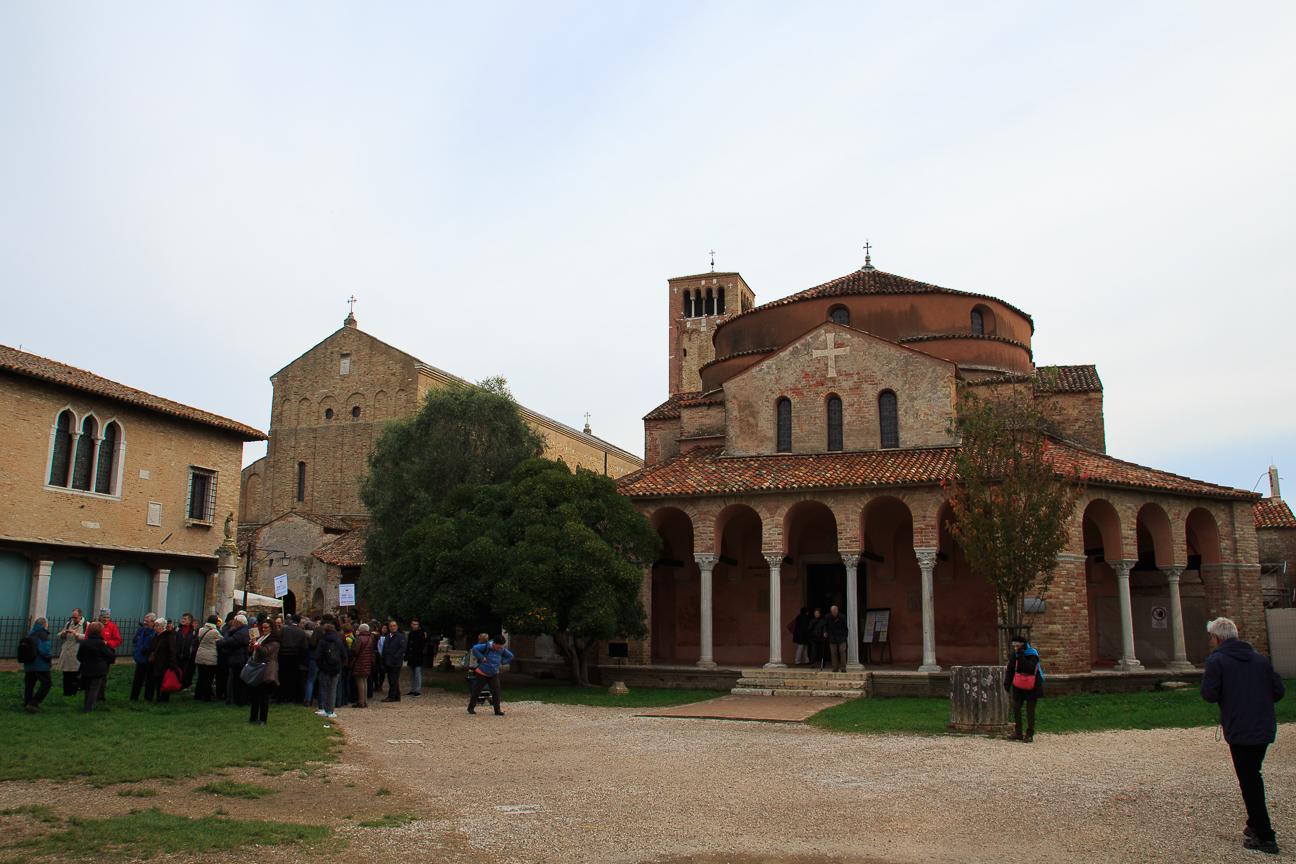 Que ver en Venecia - Torcello