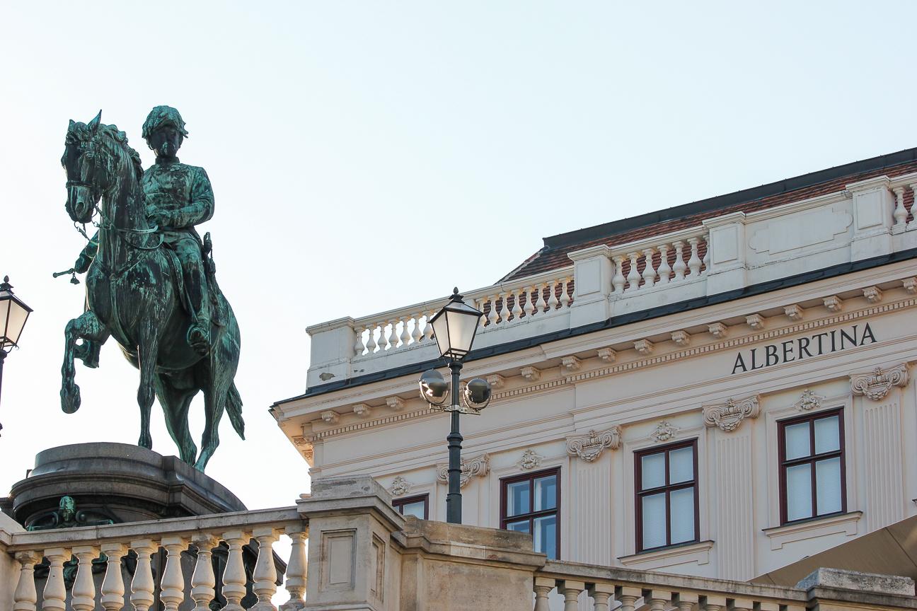 Que ver en Viena - Albertina