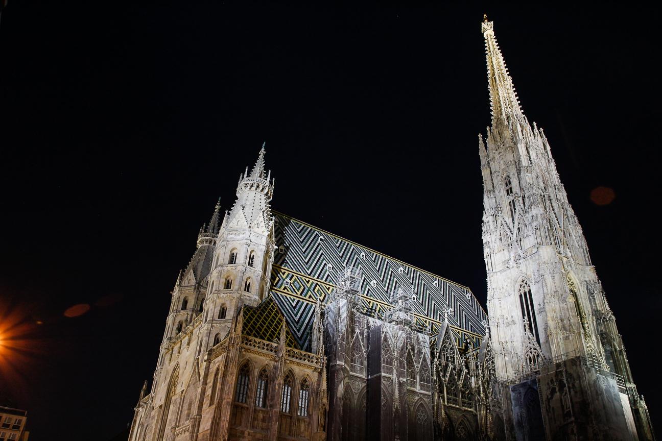 Que ver en Viena - Catedral Stephansdom