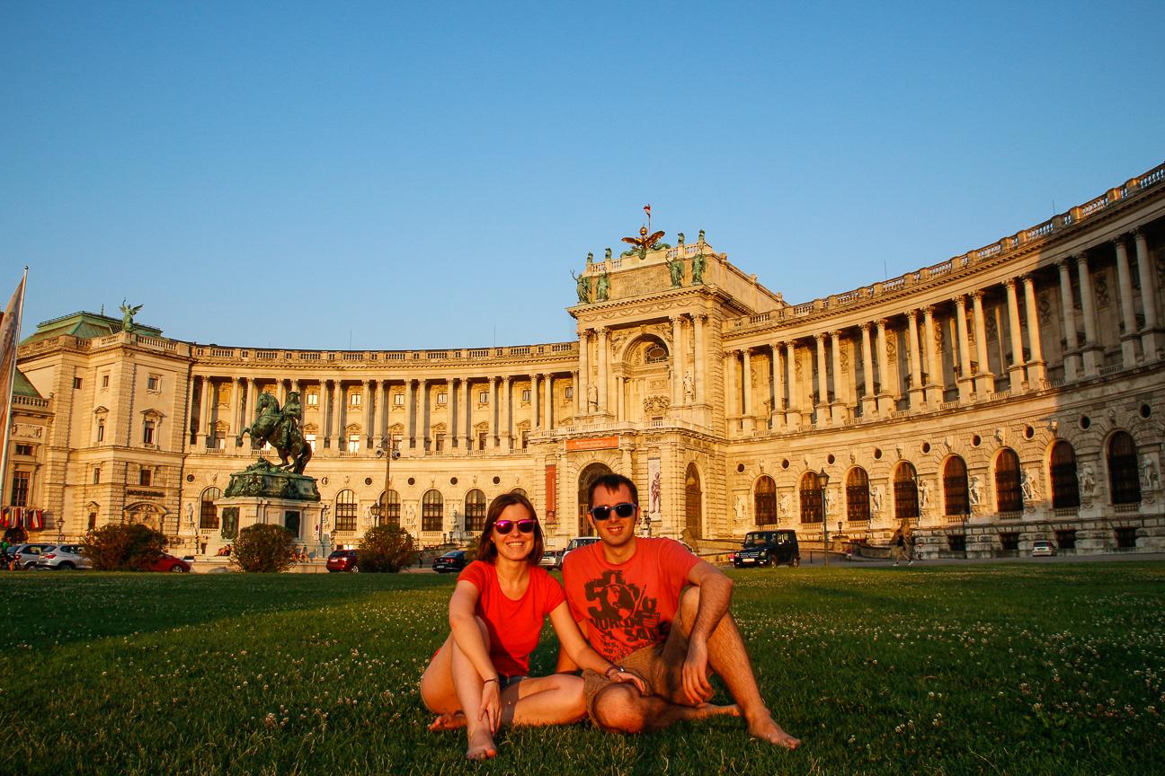 Que ver en Viena - El Hofburg