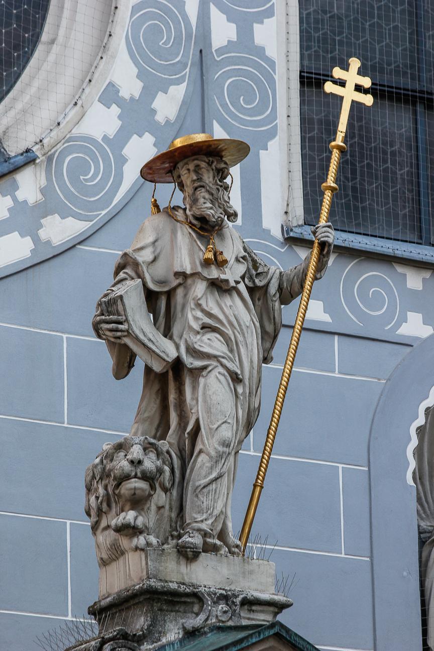 Que ver en Viena - Franziskanerkirche