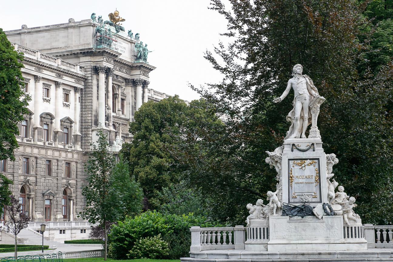Que ver en Viena - Mozart