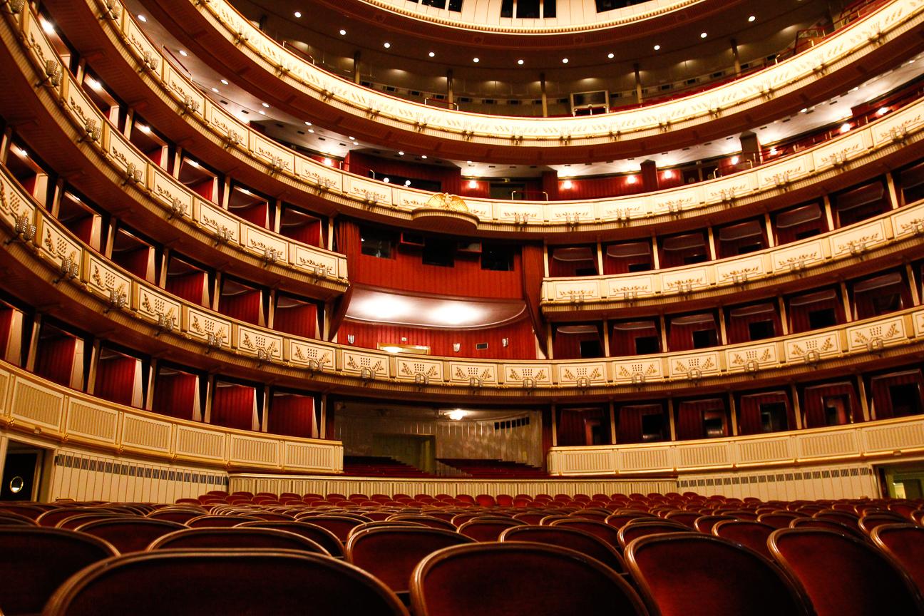 Que ver en Viena - Opera de Viena