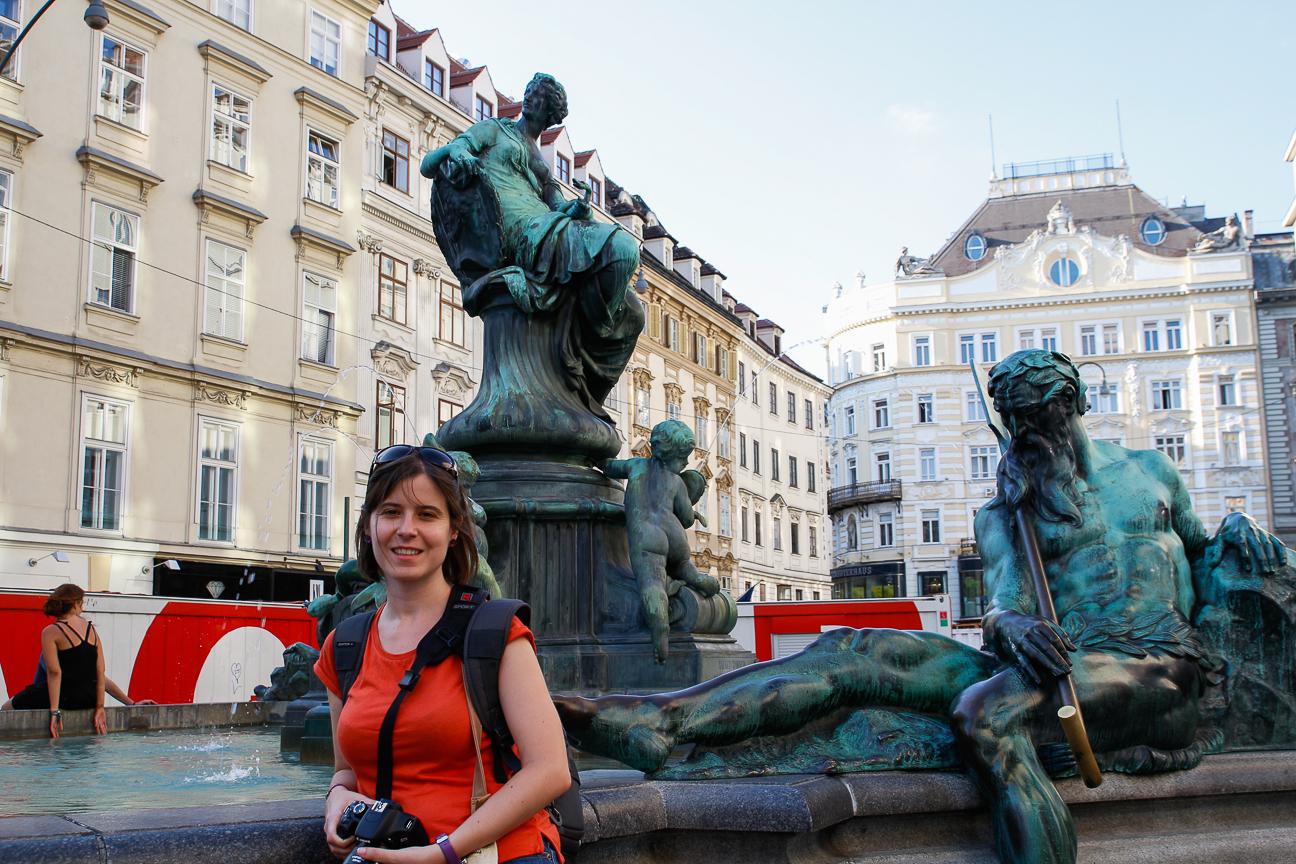 Que ver en Viena - Plaza Neuer Market