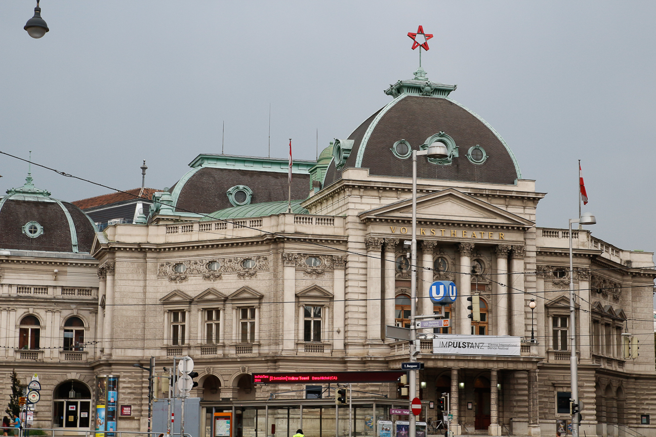 Que ver en Viena - Volkstheater