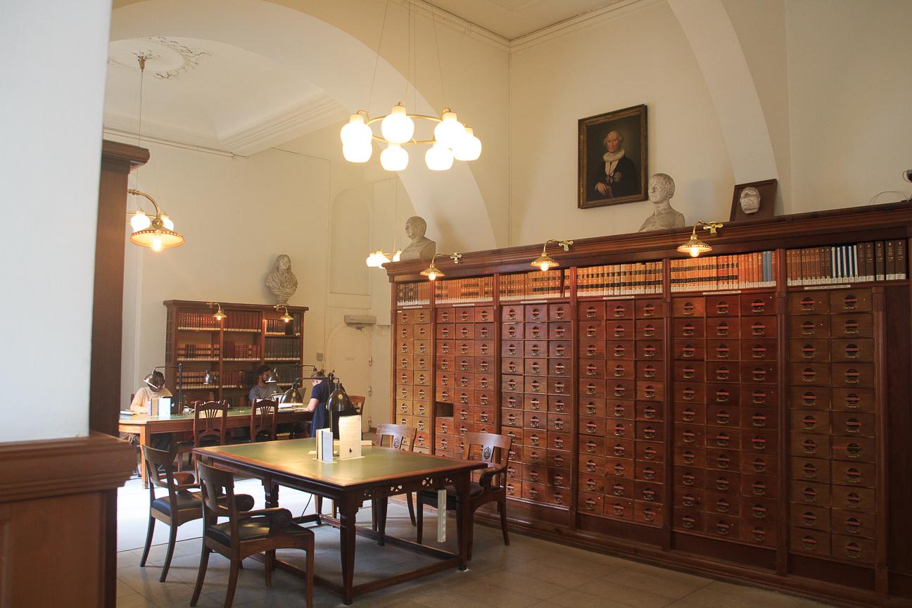 Que visitar en Copenhague Biblioteca real