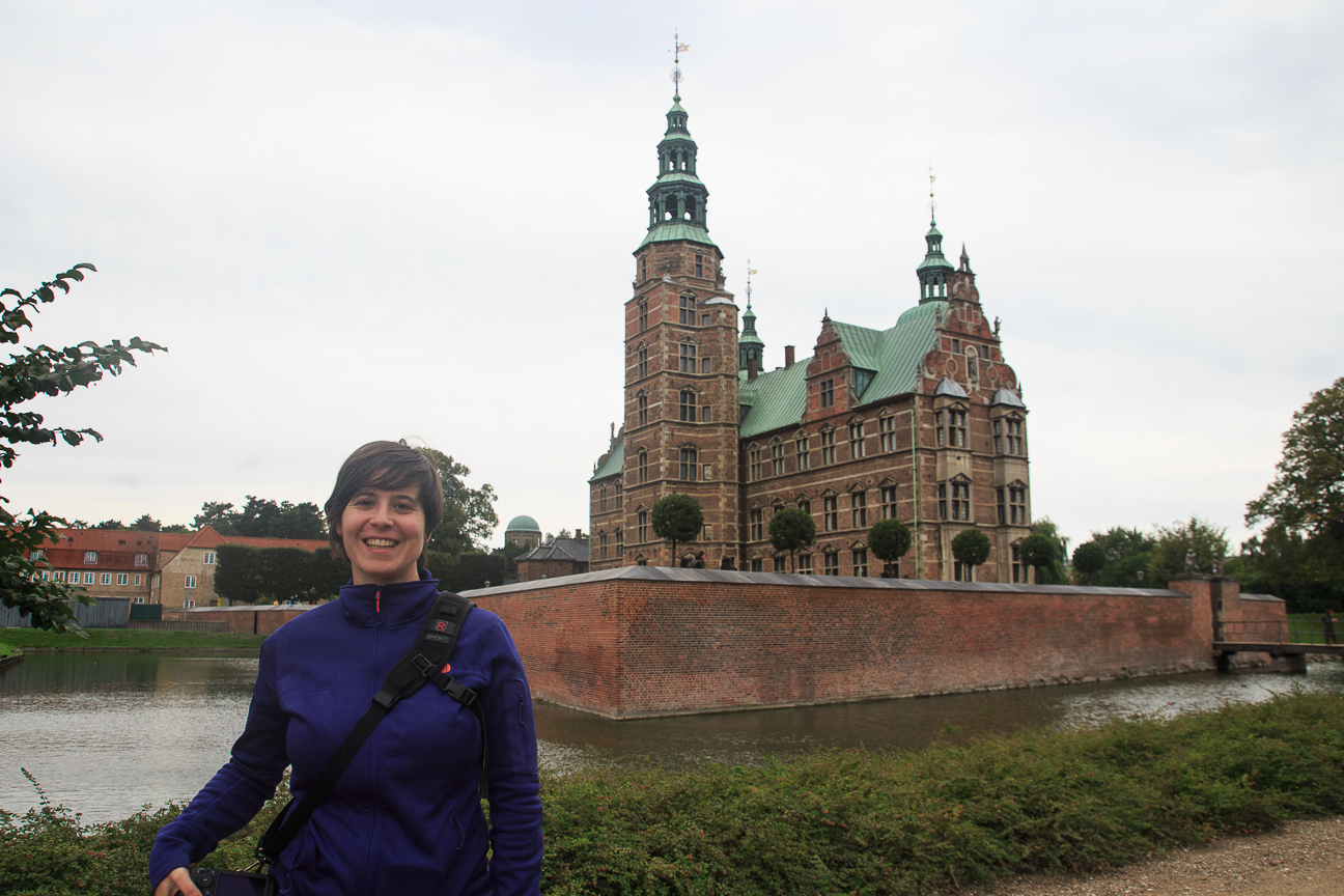 Que visitar en Copenhague Castillo Rosenborg