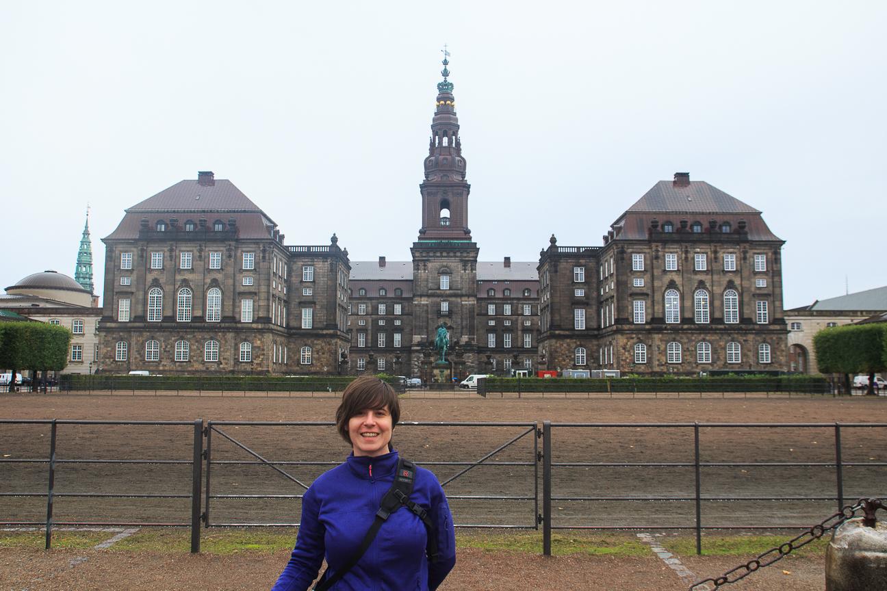 Que visitar en Copenhague Christianborg