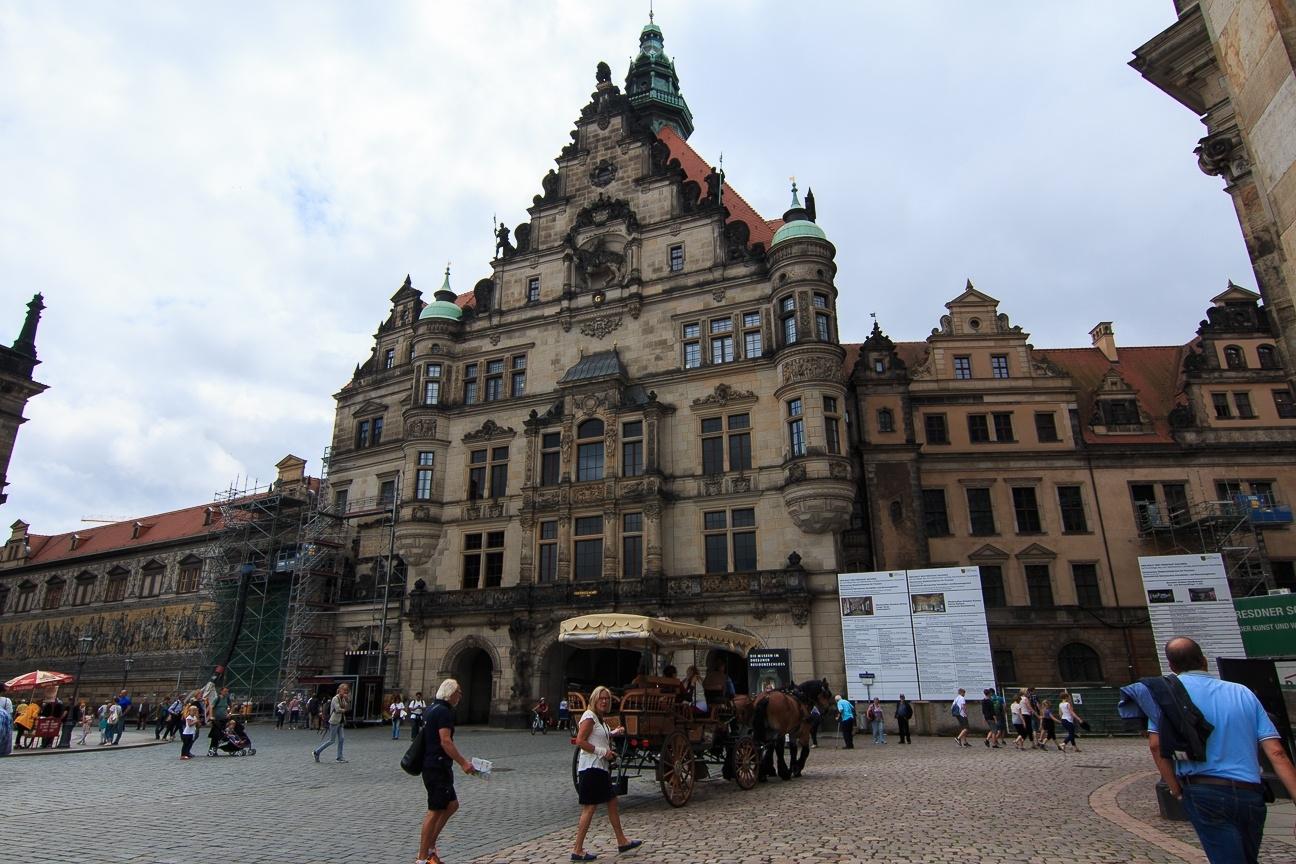Residenzschloss Palacio Real de Dresde