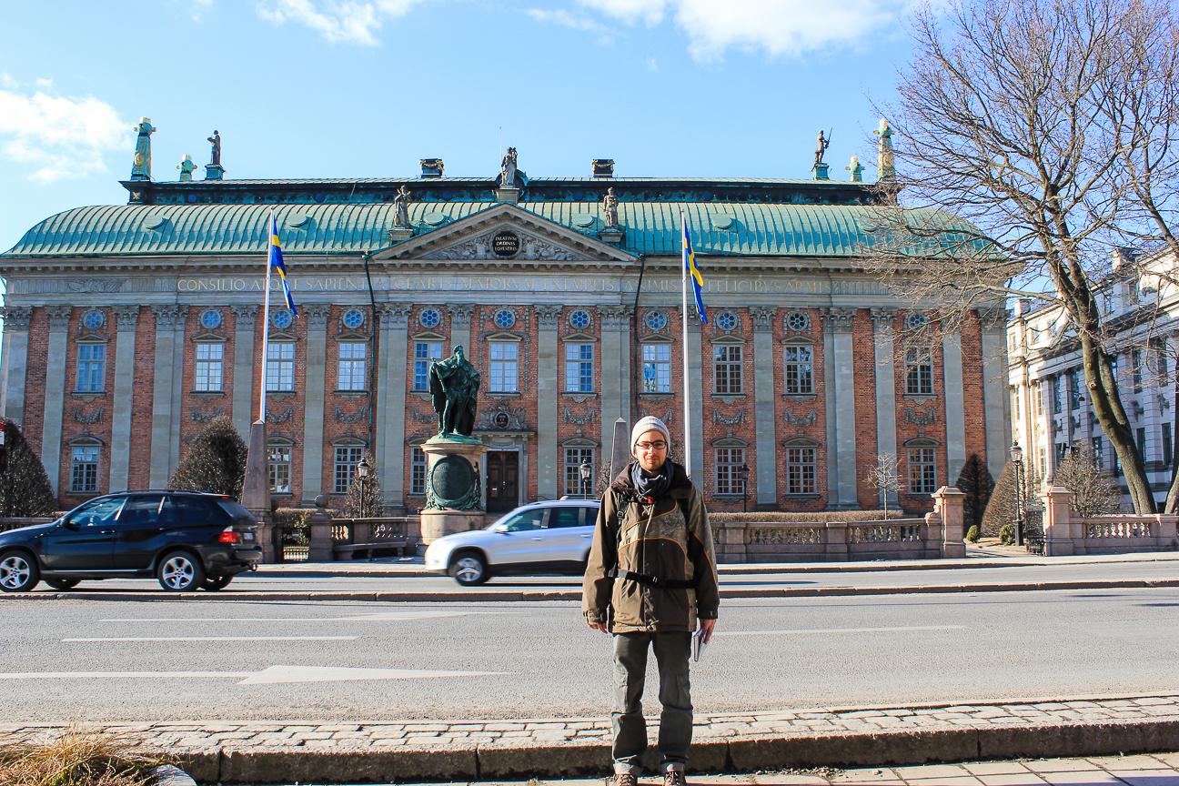 Riddarhuset en Estocolmo