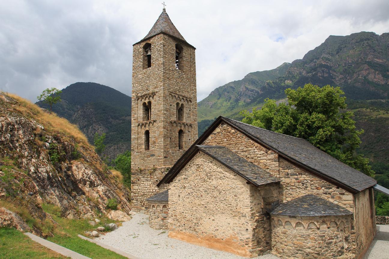 Iglesia romanica de Sant Joan de Boi