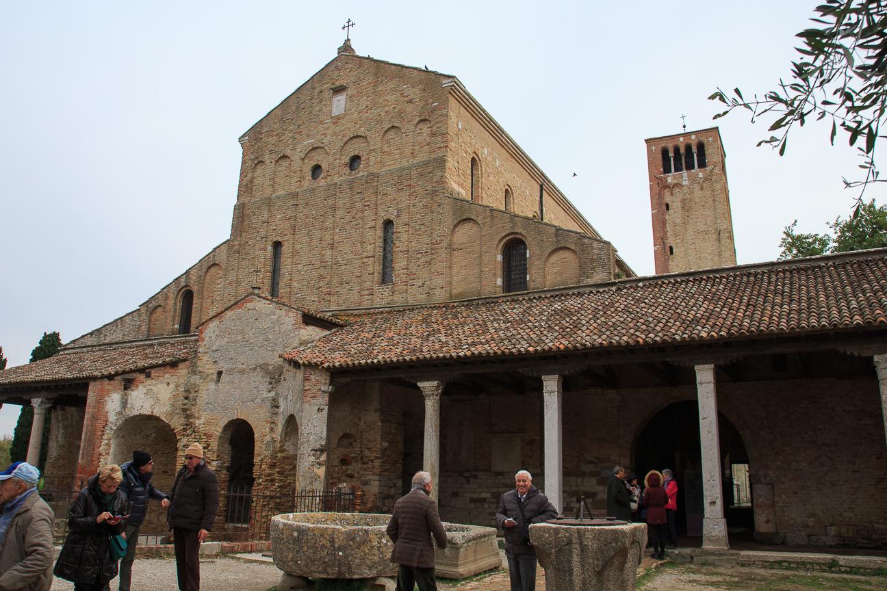 Santa Maria de Assunta en Torcello