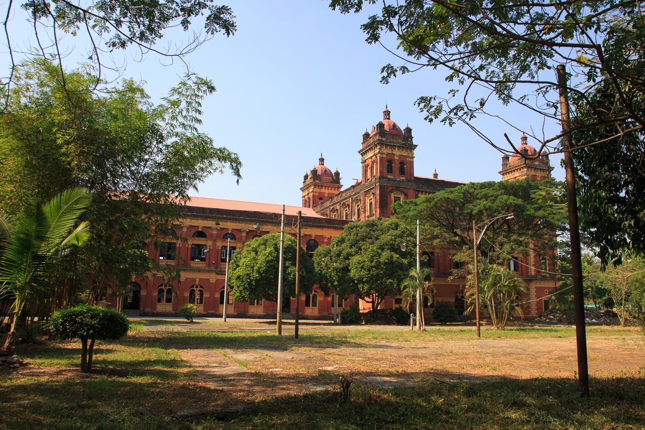 Secretariat en Yangon
