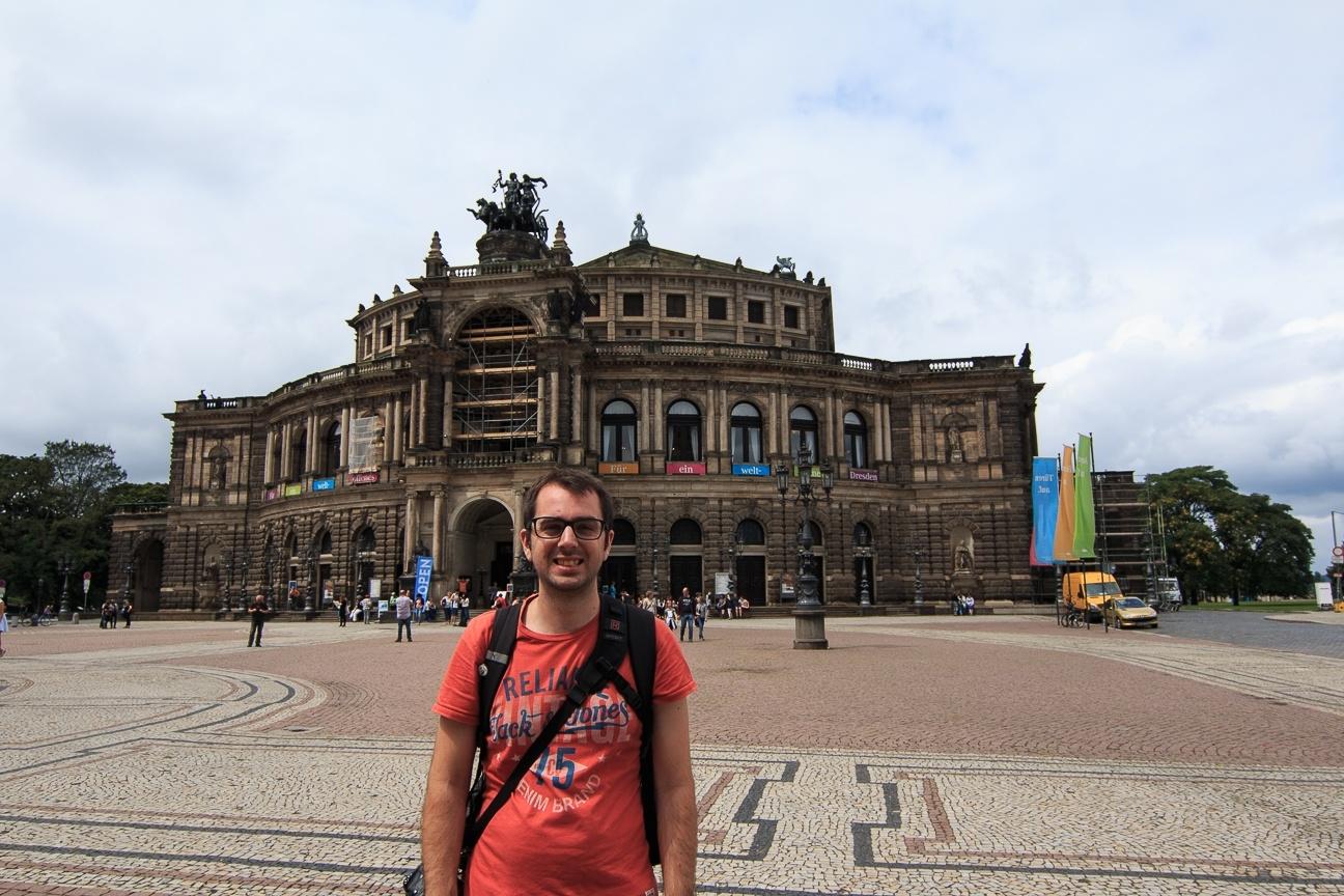 que ver en Dresde Semperoper