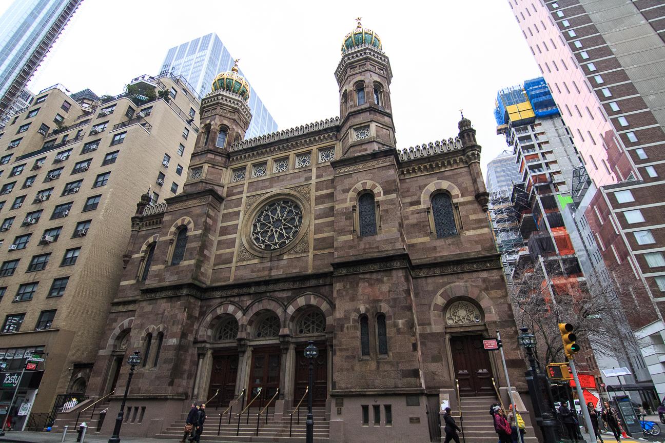 Sinagoga de Nueva York