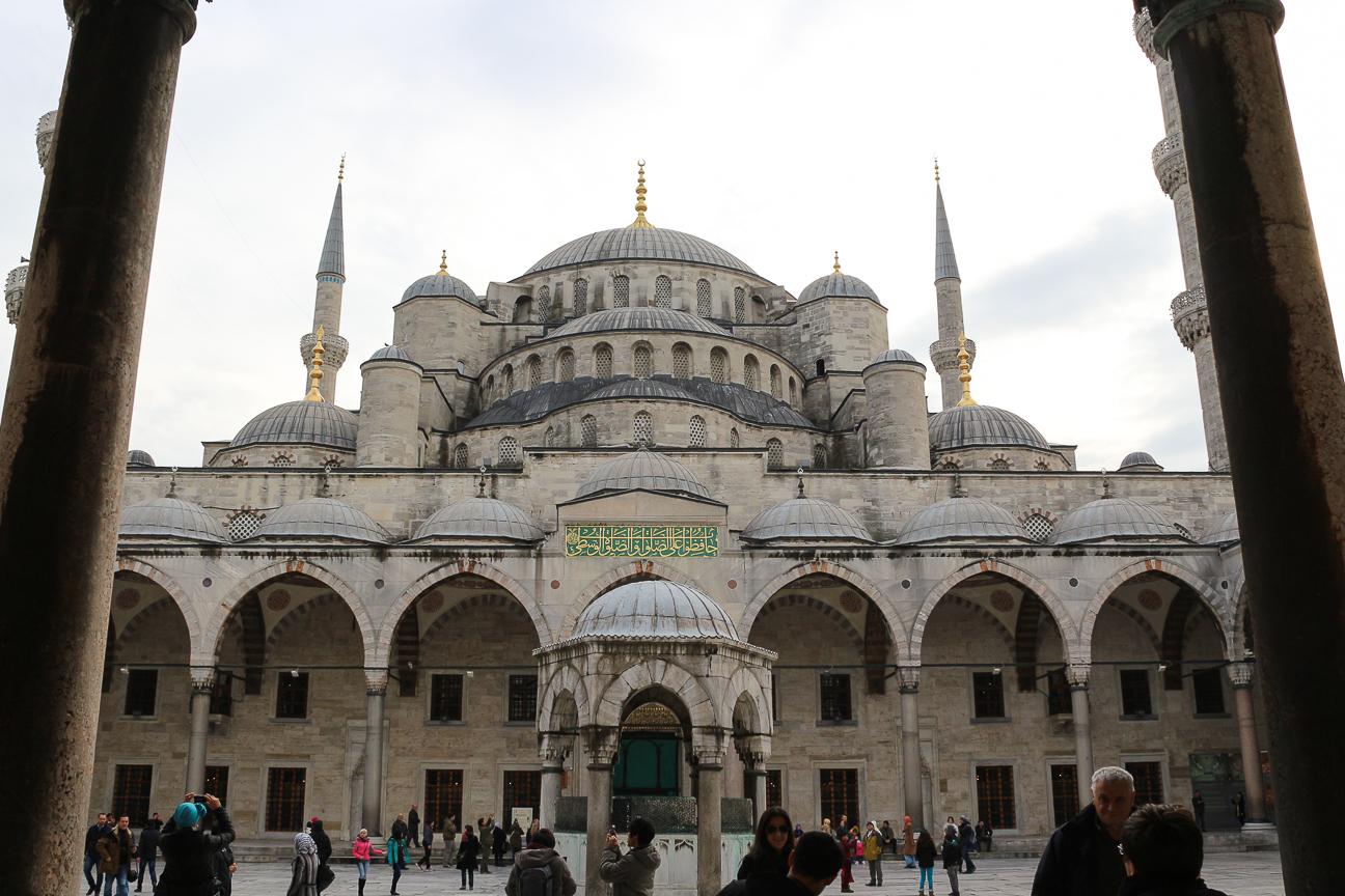 Suleymaniye en Estambul