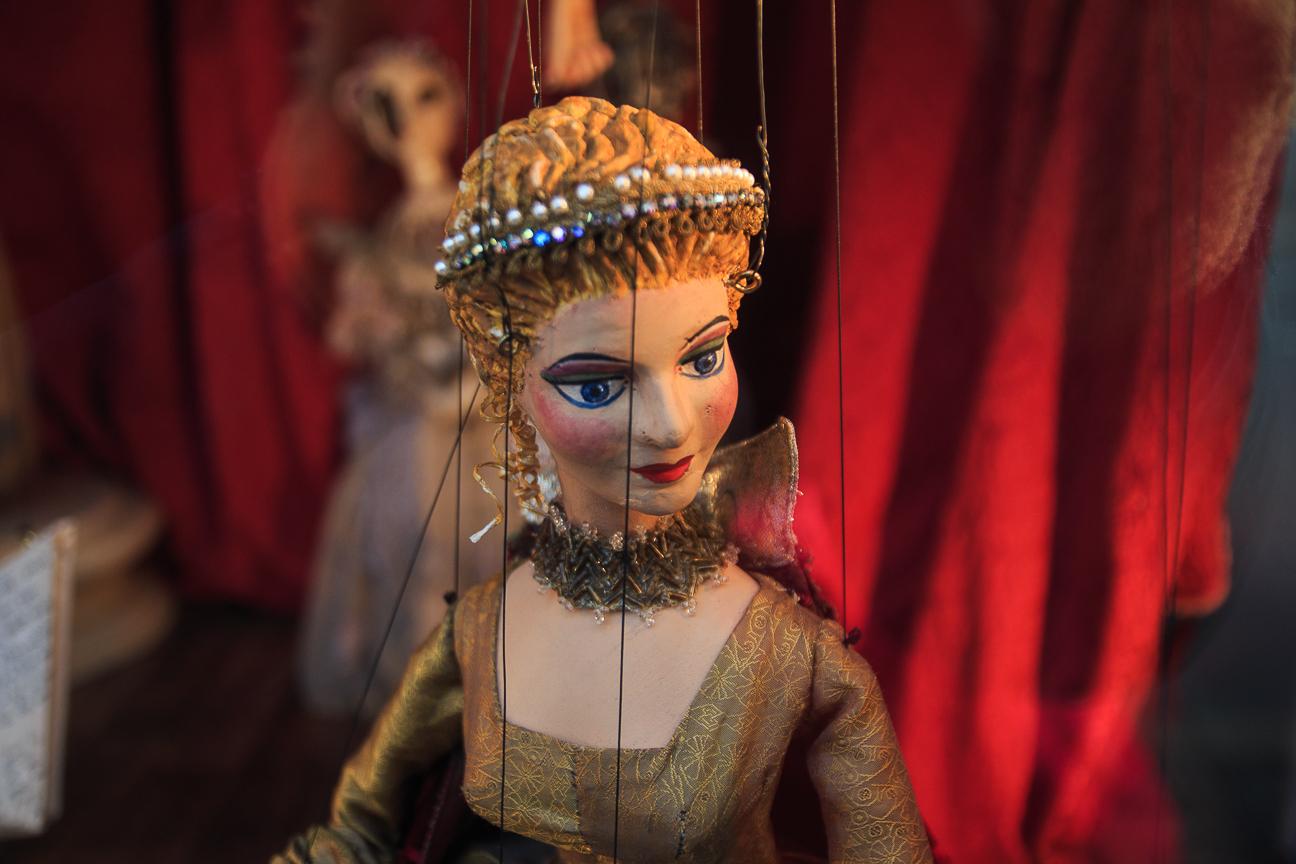 Teatro marionetas Salzburgo