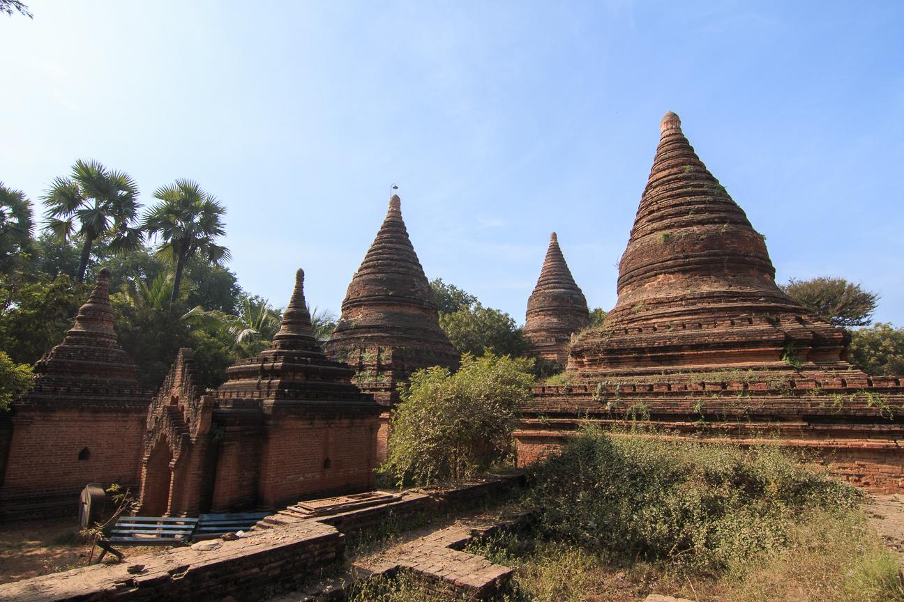 Templos al estilo Indiana Jones