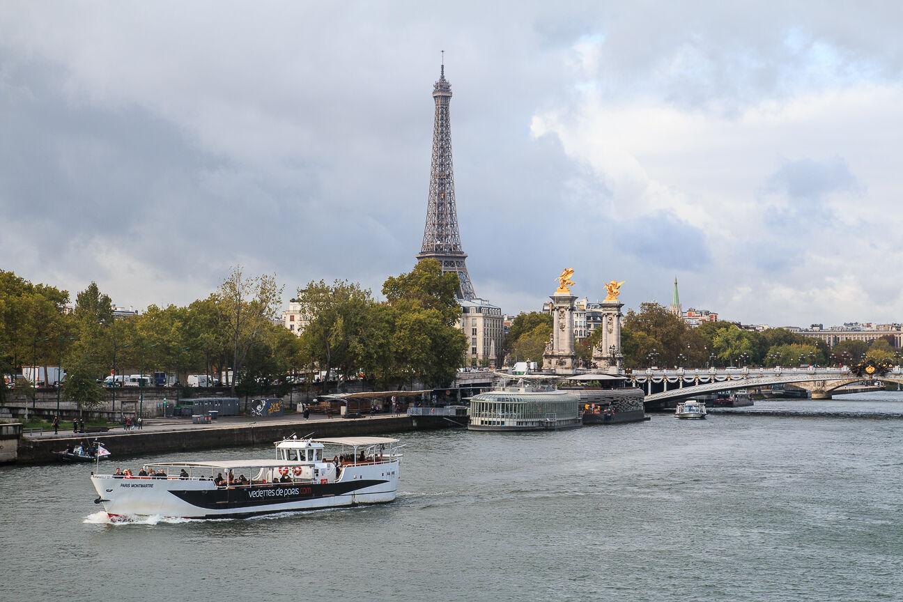 Torre Eiffel Paris en 3 días