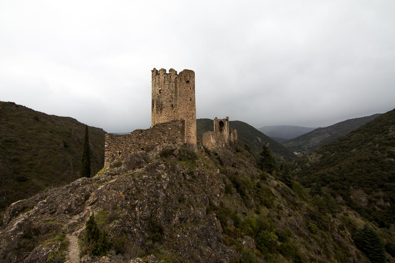 Torre Regine en el sur de Francia