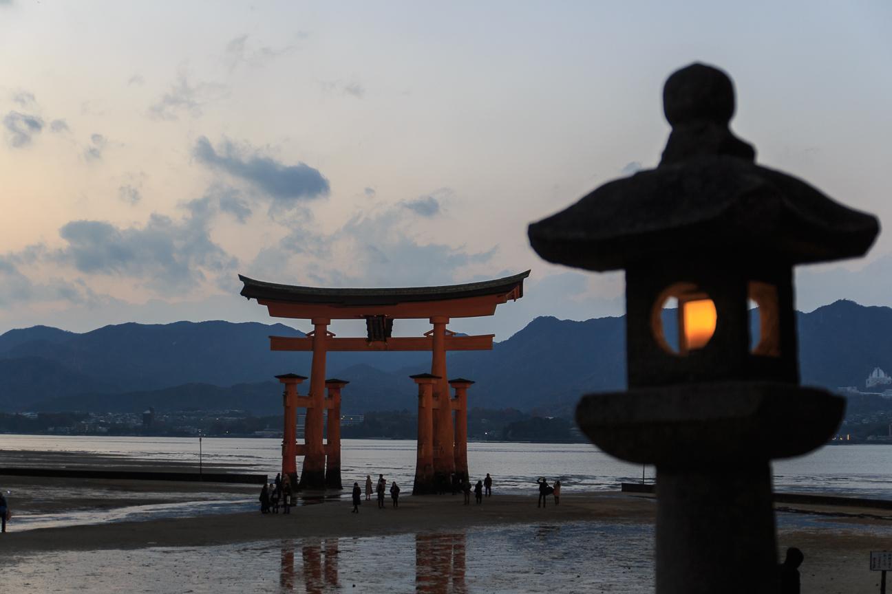 Tranquilidad en Japon