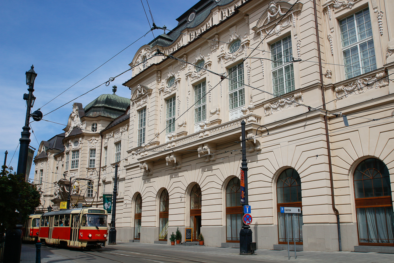 Que ver en Bratislava Tranvia