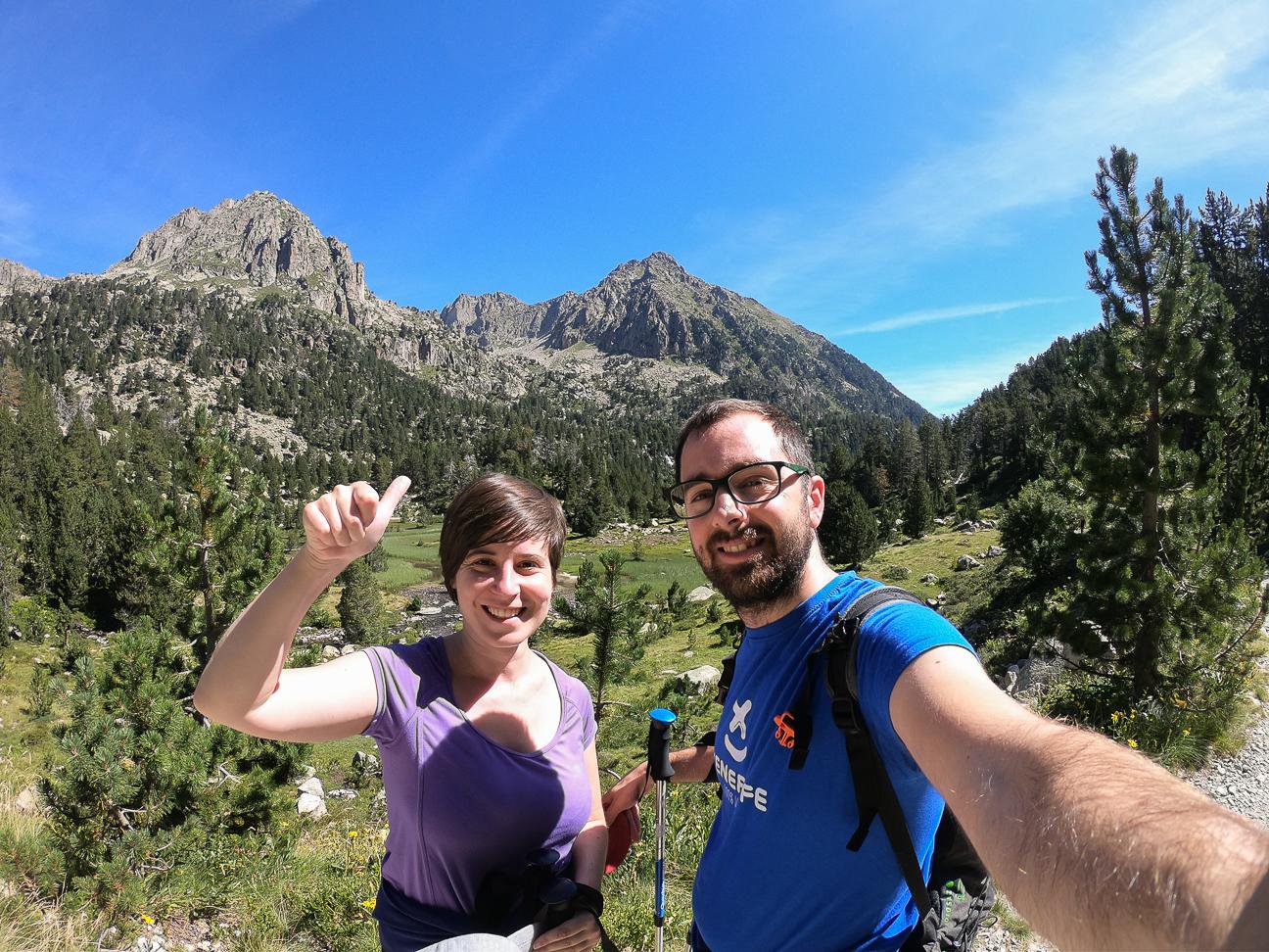 Trekking Parque Nacional Aigues Tortes Ara Lleida