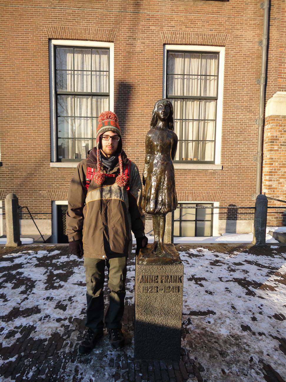 Viajar a Amsterdam - Casa Anna Frank
