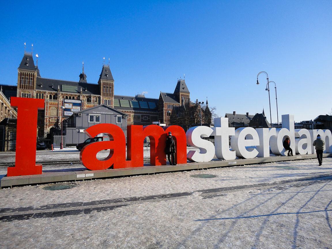Viajar a Amsterdam -  Visita cultural