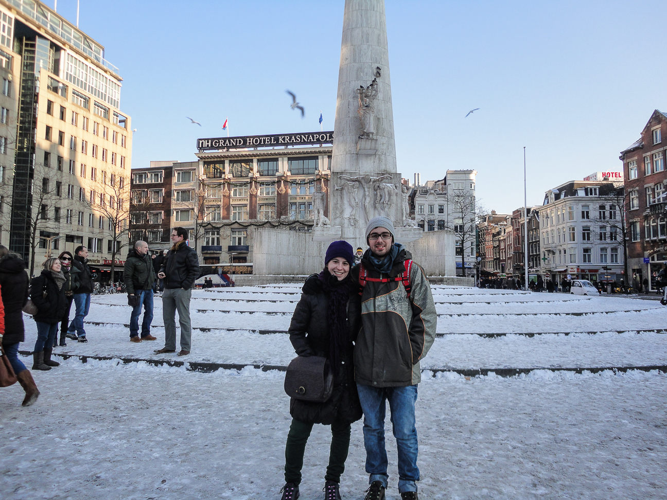 Viajar a Amsterdam - Visitar centro de Amsterdam