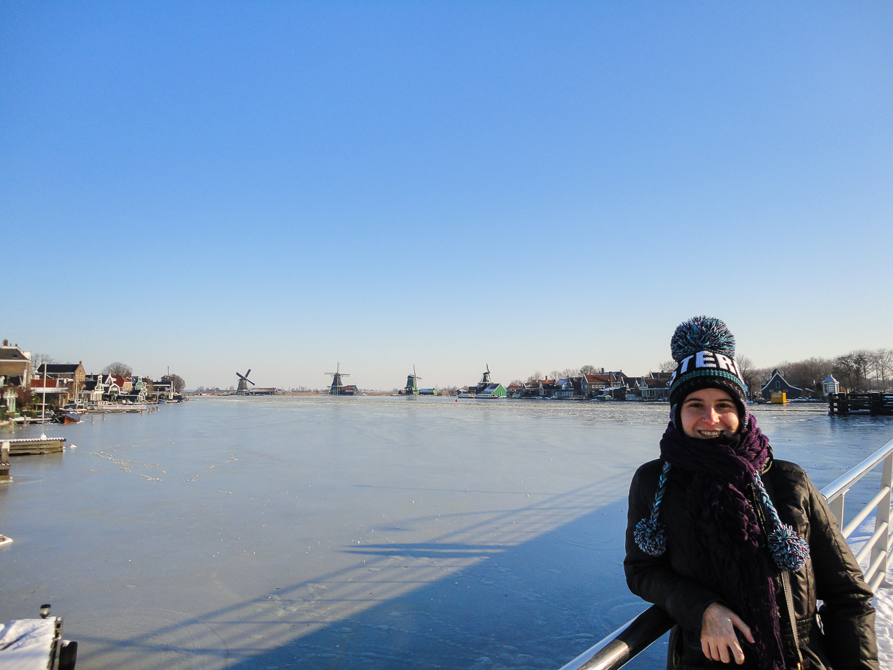 Viajar a Amsterdam - Zaanse Schans